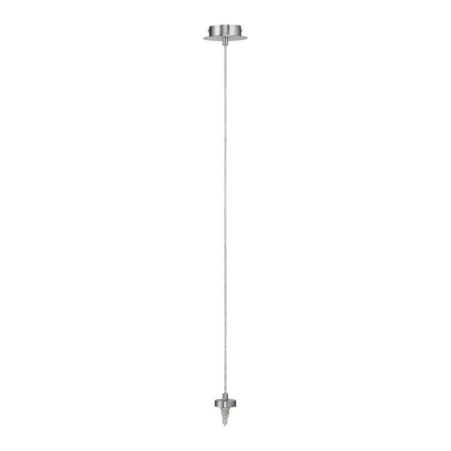 EEK C, Pendelleuchte-m6 - ohne Glas - 1-flammig - Halogen, Fischer Leuchten