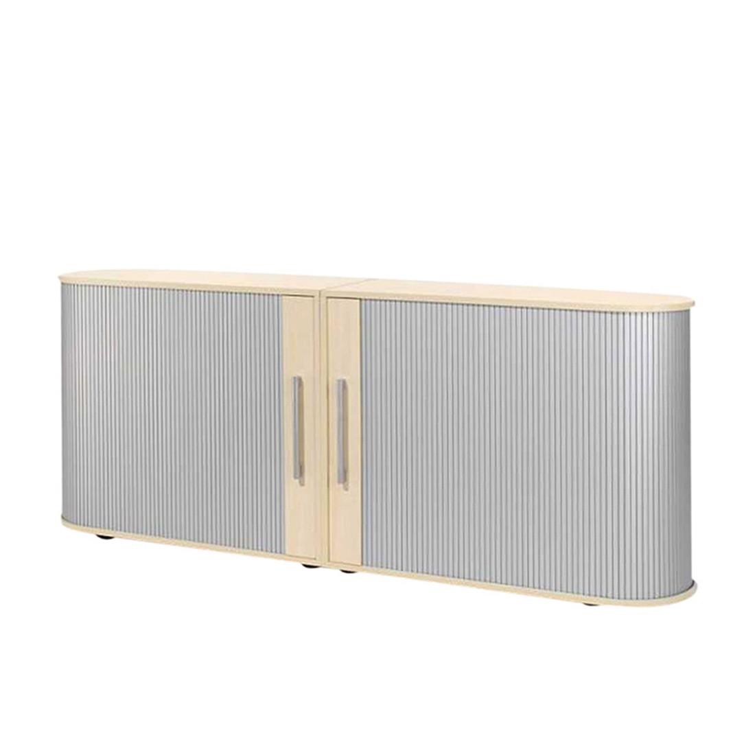 Sideboard Mailand – 2 Ordnerhöhen – Ahorn Dekor, Gera Highspeed Office günstig online kaufen