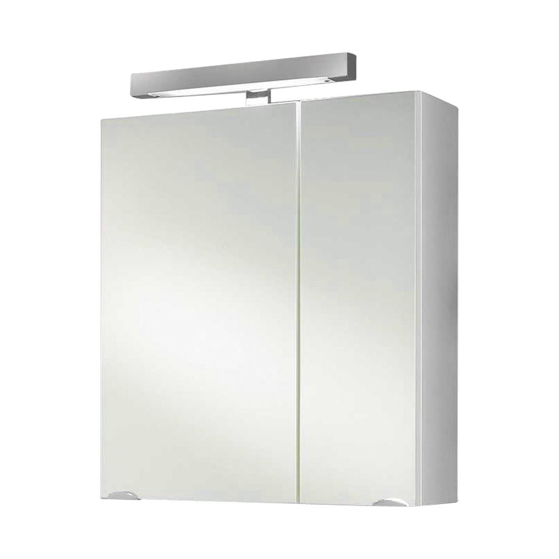 Spiegelschrank Malaga - Weiß