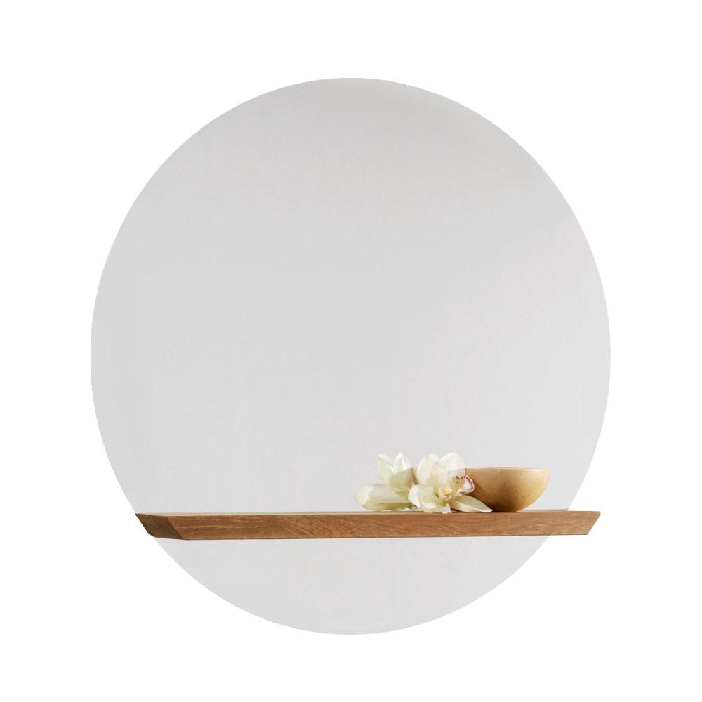 Wandspiegel Manados – Teakholz massiv, Aqua Suite jetzt bestellen