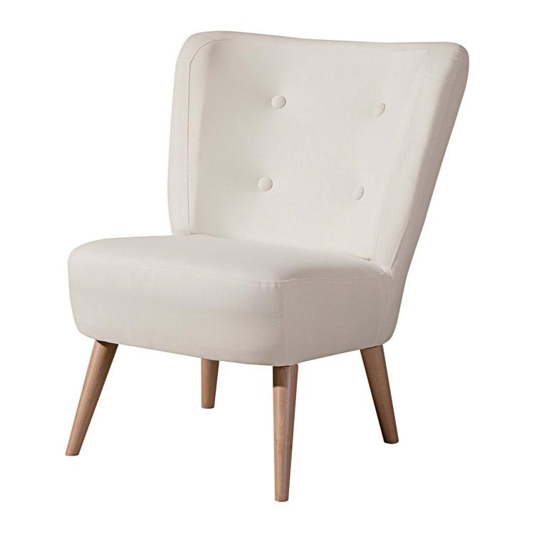 Sessel Mary – Stoff Creme, Mørteens jetzt bestellen