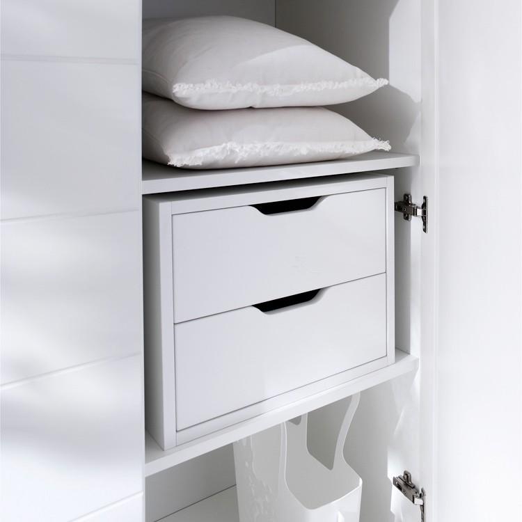 Einlegeboden Maxi One - Weiß