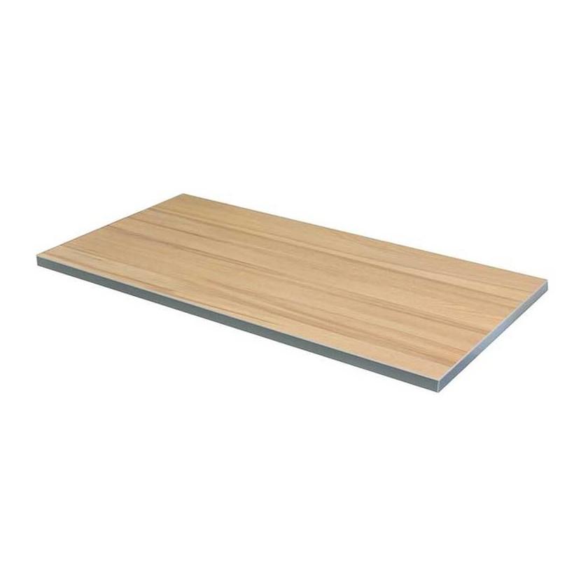 Ober-/Unterplatte Medford – verschiedene Breiten – 120cm breit – in: Kernbuche-Dekor, röhr online bestellen