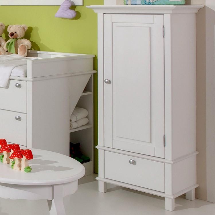 Beistellregal Mini 01 - Weiß
