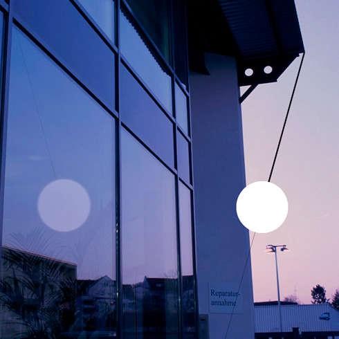 Pendelleuchte MLHF - Groesse 1 - Granit Dunkel, Moonlight