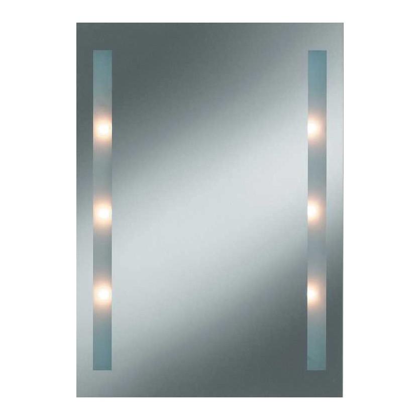 Spiegel Nardo I – beleuchtet/6 Halogenniedervolt – Pins à 10 Watt, Glasa-Line kaufen