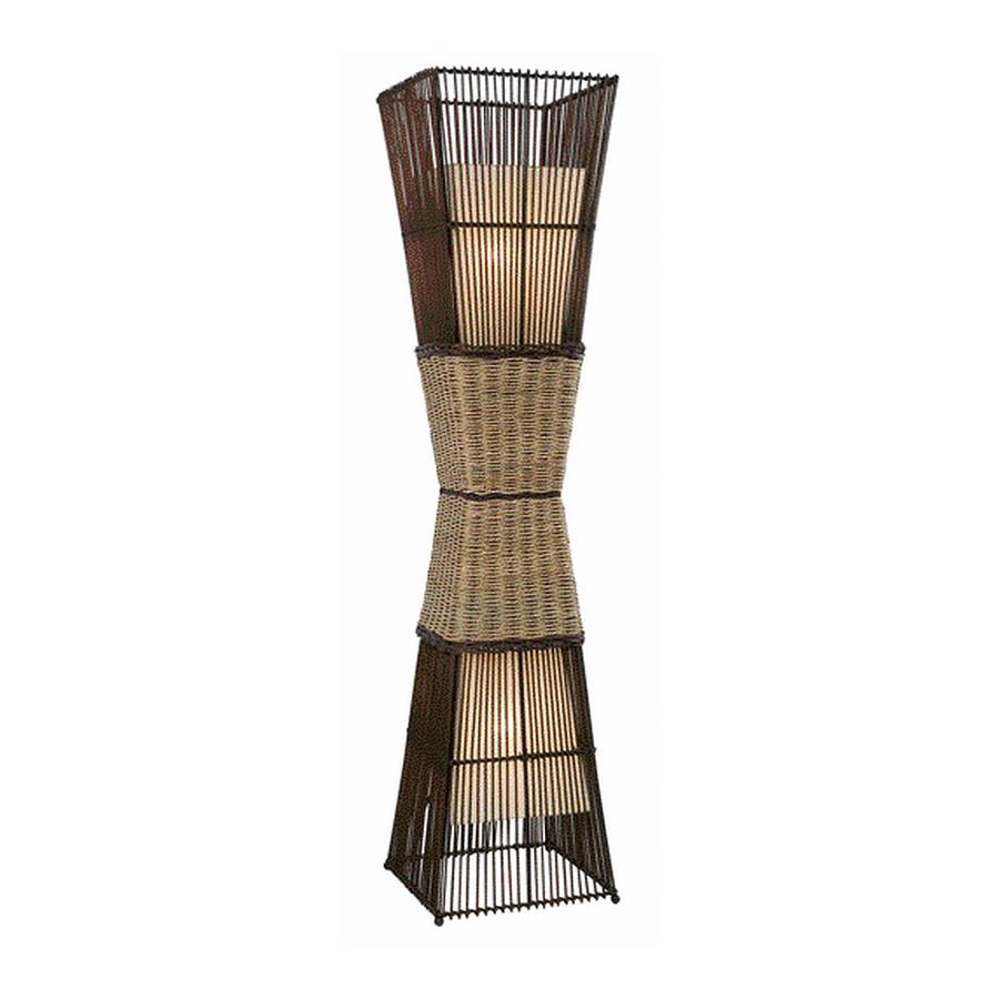 EEK A++, Stehleuchte Bamboo – 2-flammig, Nino Leuchten bestellen