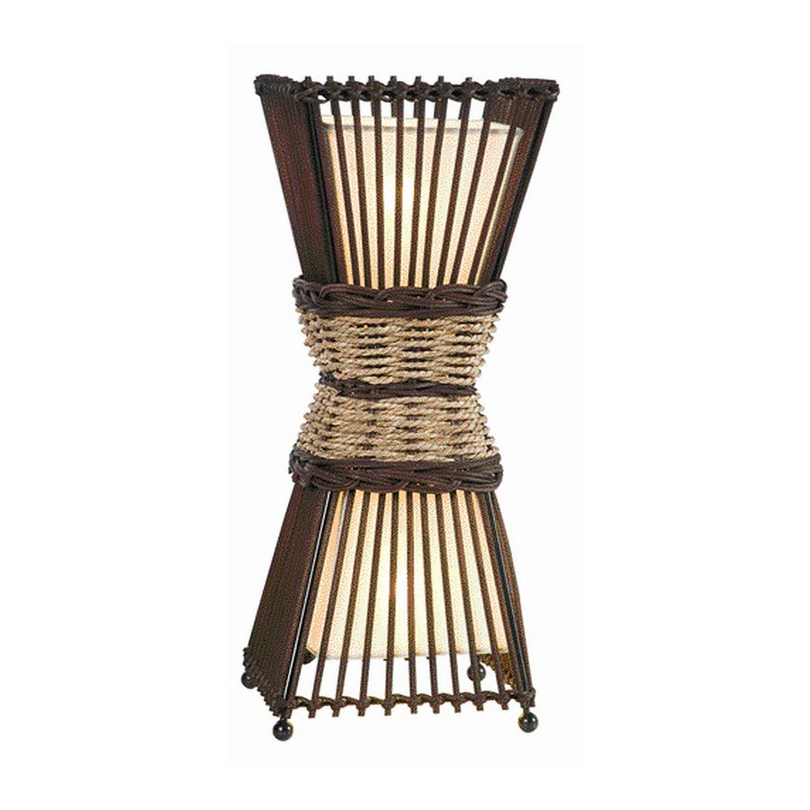 Tischleuchte Bamboo ● 2-flammig- Lux A++