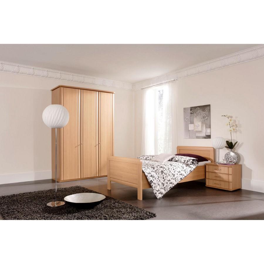 Schlafzimmerset Saphir (3-teilig) – Buche Dekor, Nolte Delbrück günstig bestellen