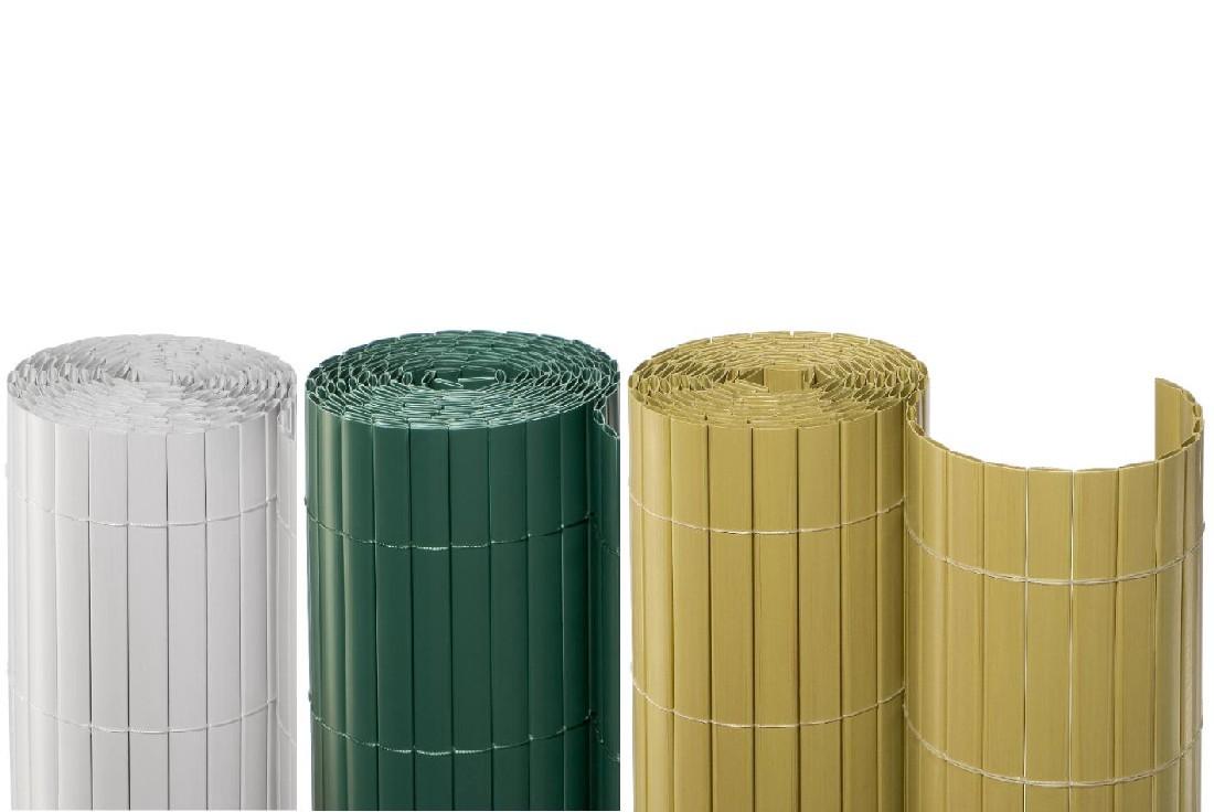 Sichtschutzmatte – 0,90 x 10,0 m – Bambus, Noor jetzt bestellen