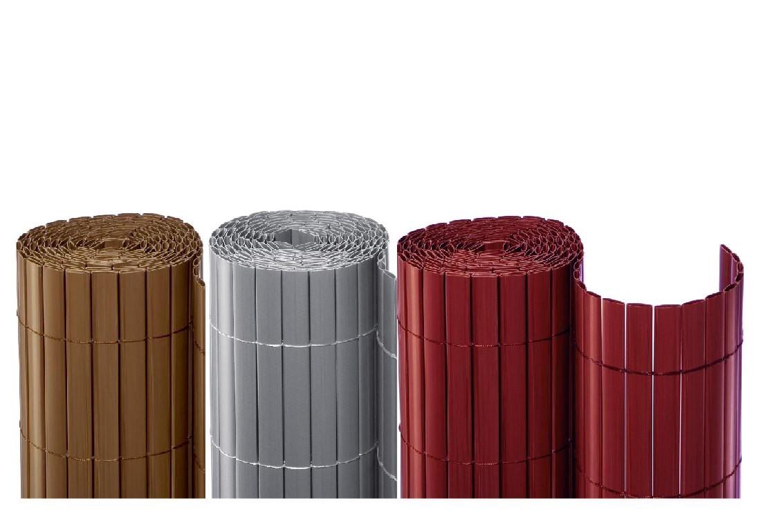 Sichtschutzmatte – 0,90 x 3,00 m – Weiß, Noor online bestellen