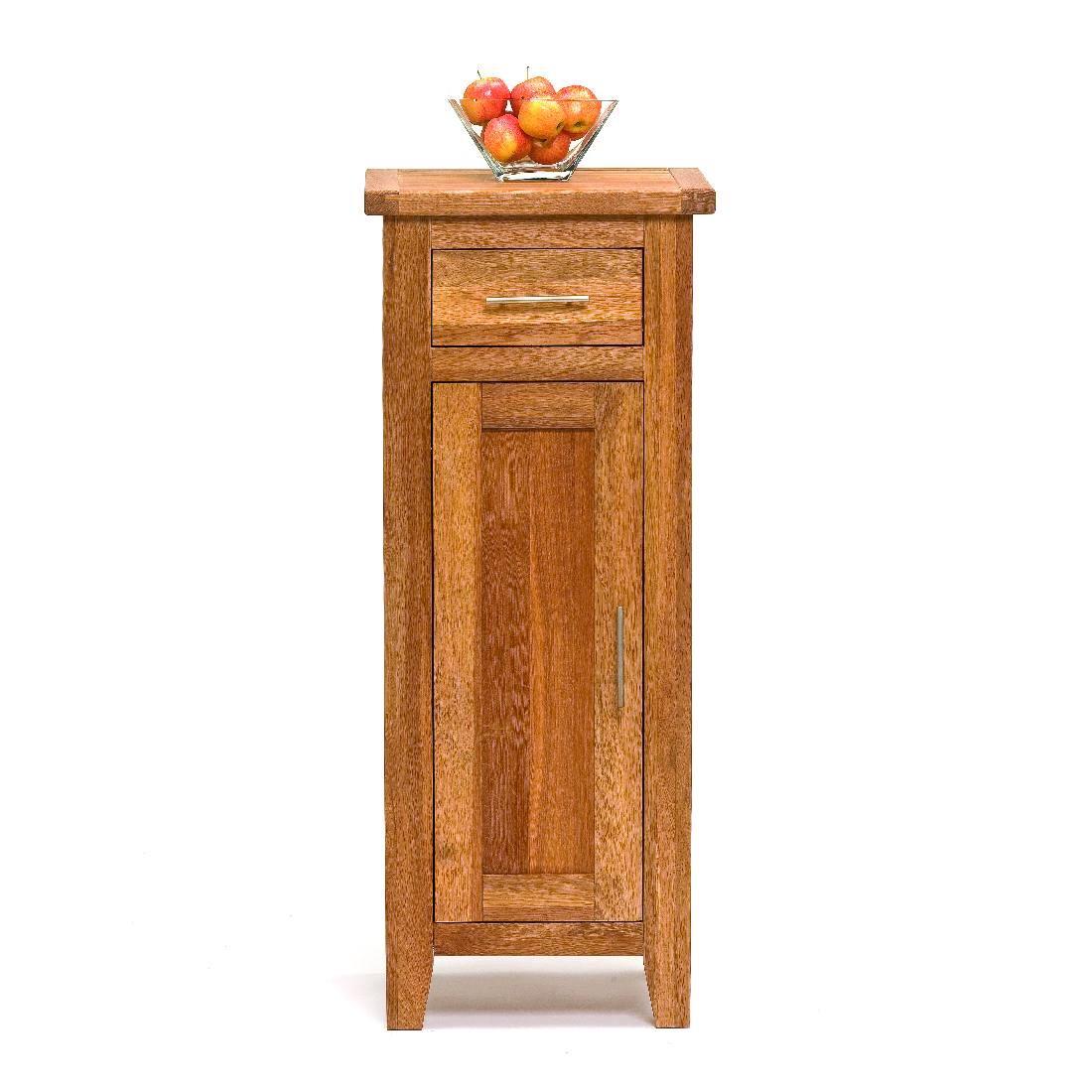 Kommode Jada - mit einer Tür und Schublade (Kommode Jada- mit einer Tür und Schublade)
