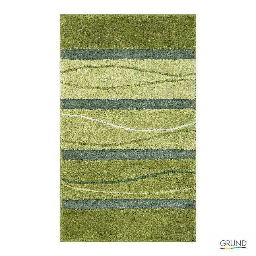 Badteppich ORLY Grün – 60x100cm, Grund günstig online kaufen