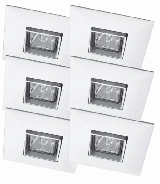 Deckenleuchte St. Lucie 2 (6 x 35W) – Weiß, Paulmann online kaufen