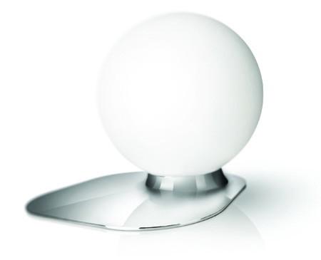 Tischleuchte Ecomoods - Kugel - Chrom, Philips