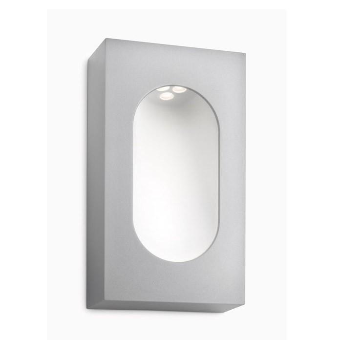 Wandaußenleuchte Power-LED – Hellgrau, Philips bestellen