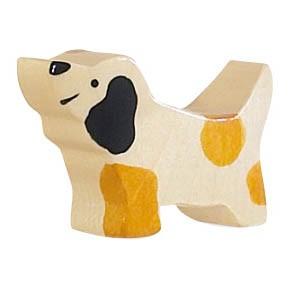 Kindermöbelknopf - Hund
