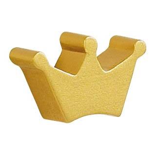 Kindermöbelknopf - Krone