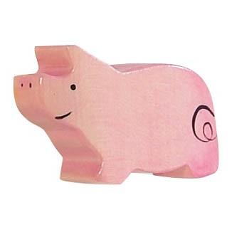 Kindermöbelknopf - Schwein