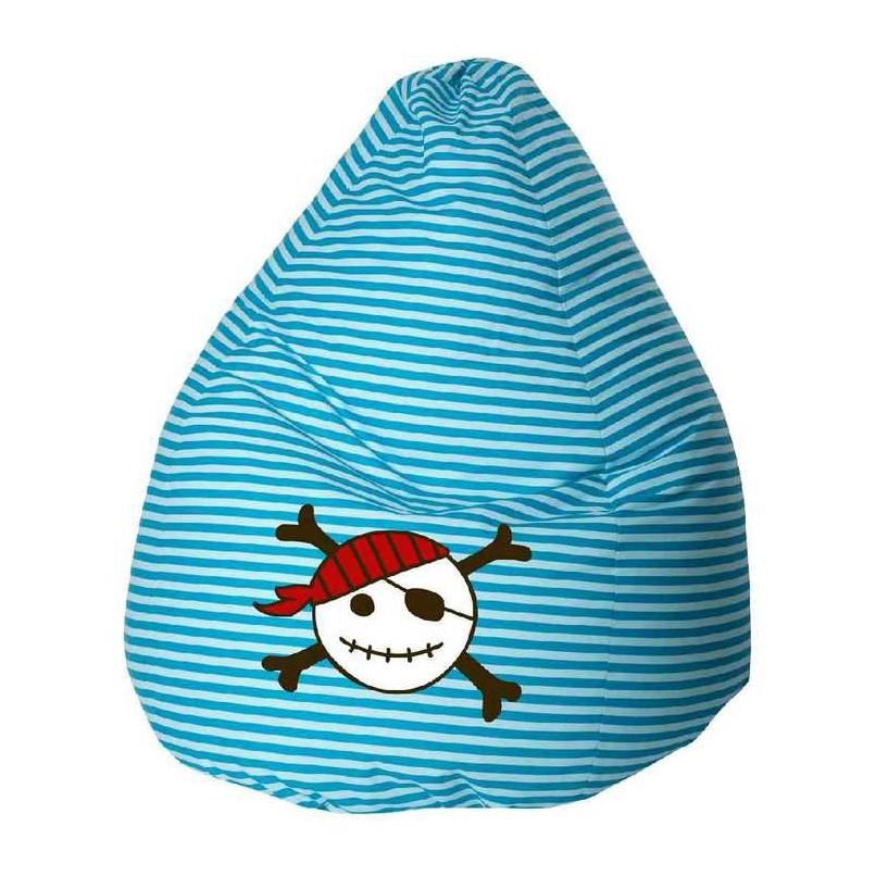 Sitzsack Pirat – Bezug aus 100% Baumwolle – L, Fredriks günstig bestellen