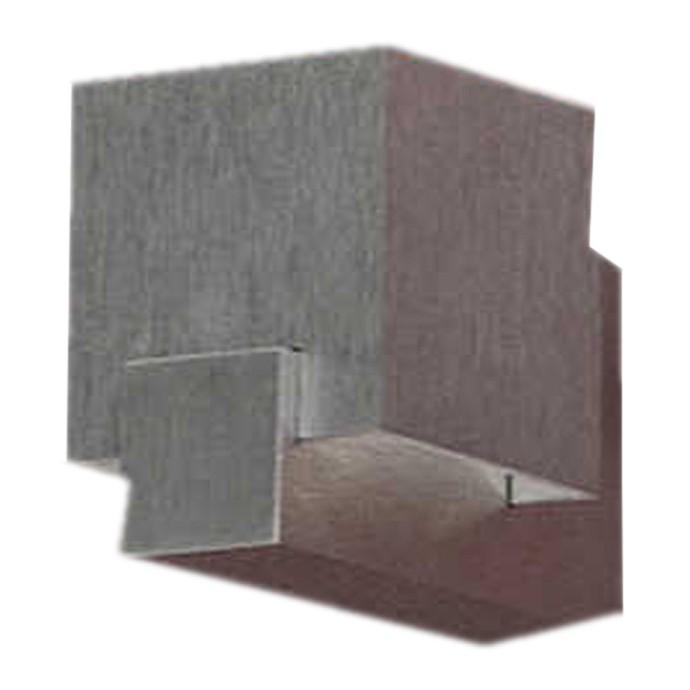 wandleuchte porta glas aluminium l nge 8cm casablanca a online kaufen. Black Bedroom Furniture Sets. Home Design Ideas