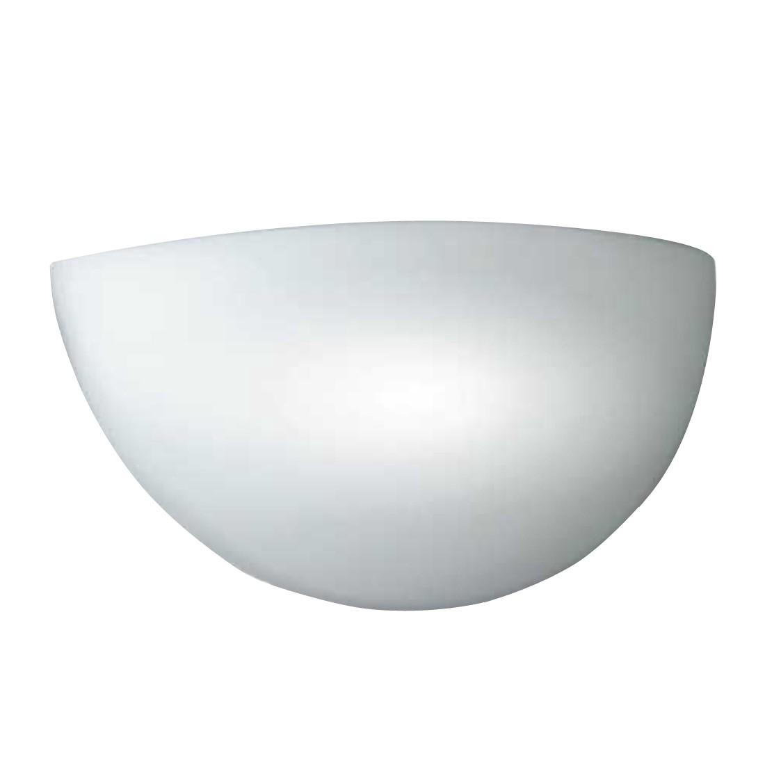 Wandleuchte Pur - Opalglas-Matt, Honsel