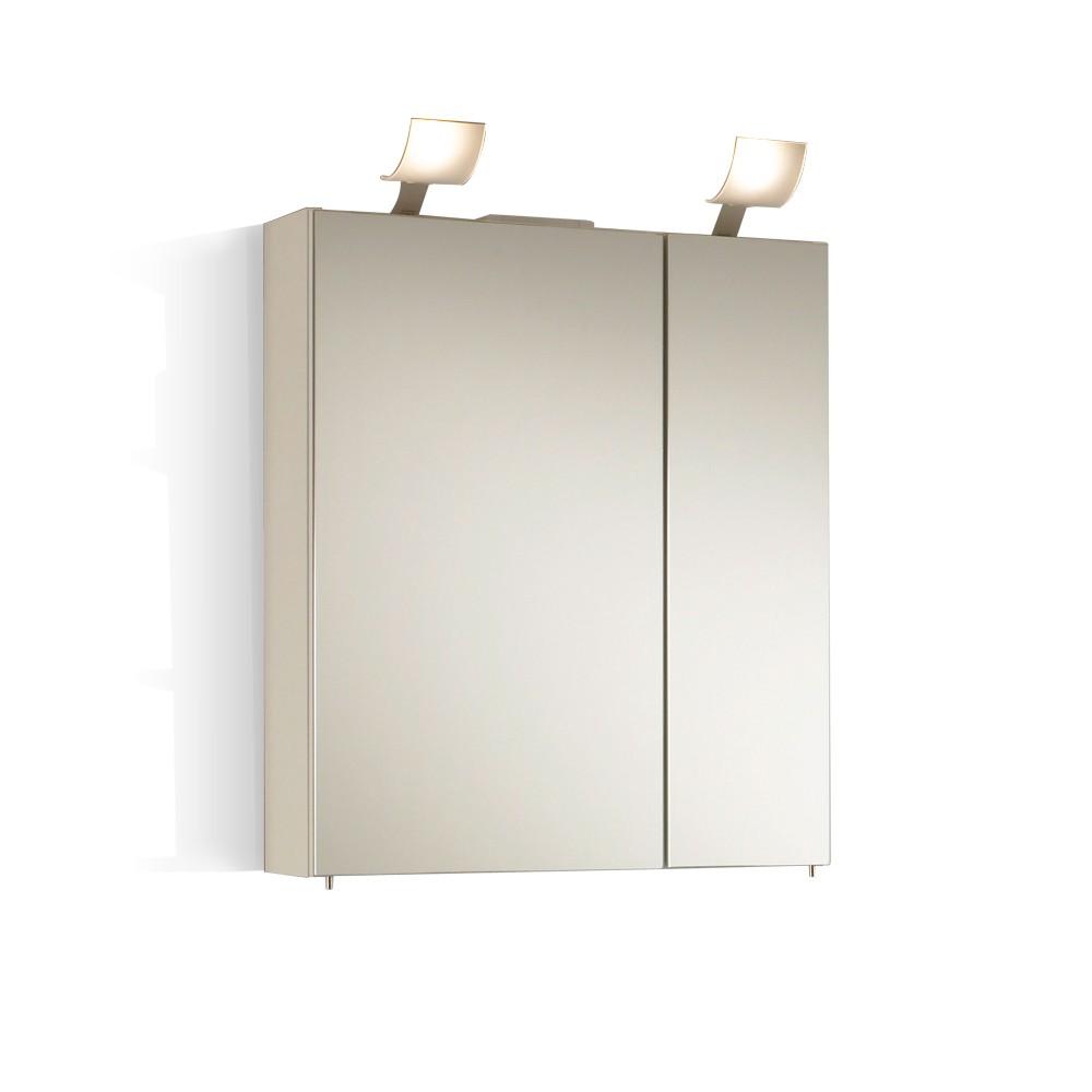 Spiegelschrank Regina - Weiß