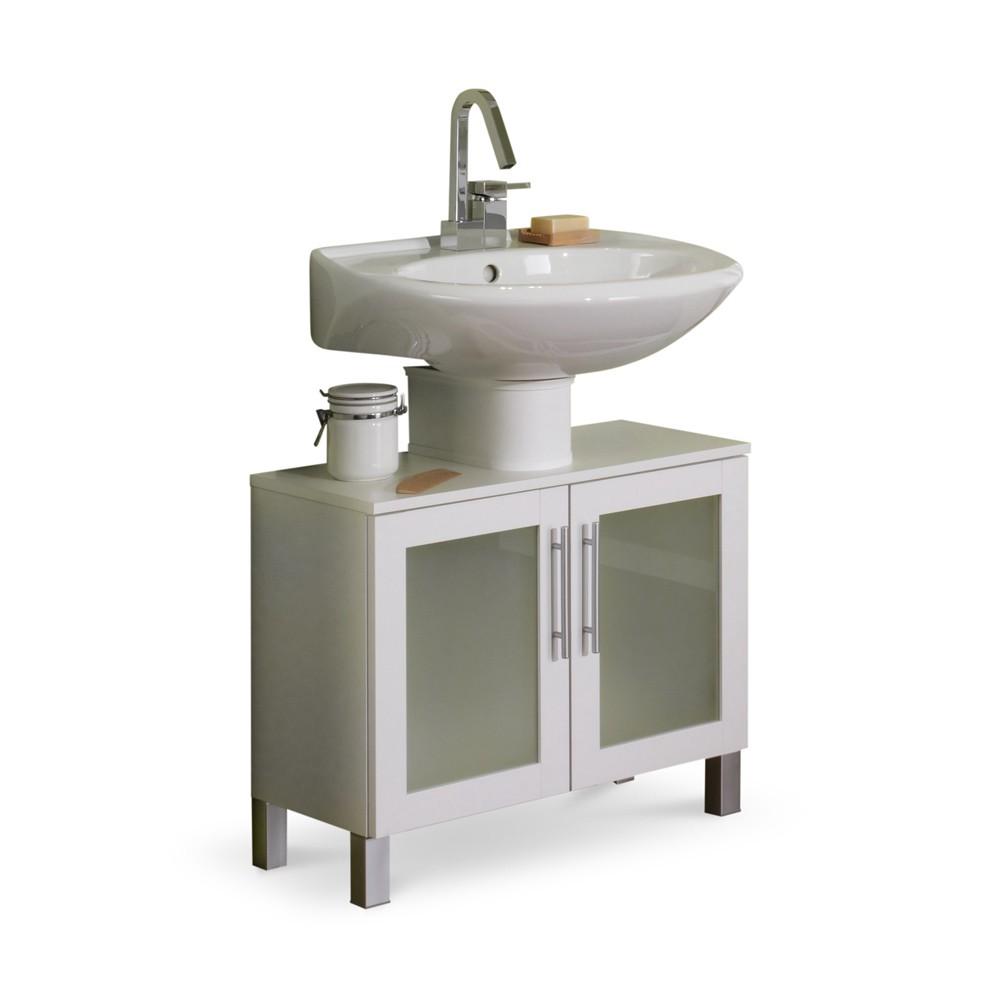 Waschbeckenunterschrank Richmond - weiß