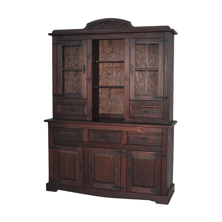 buffetschrank san carlos kiefer massiv kolonial. Black Bedroom Furniture Sets. Home Design Ideas