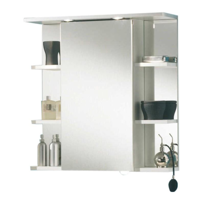 Spiegelschrank Schelly - Weiß