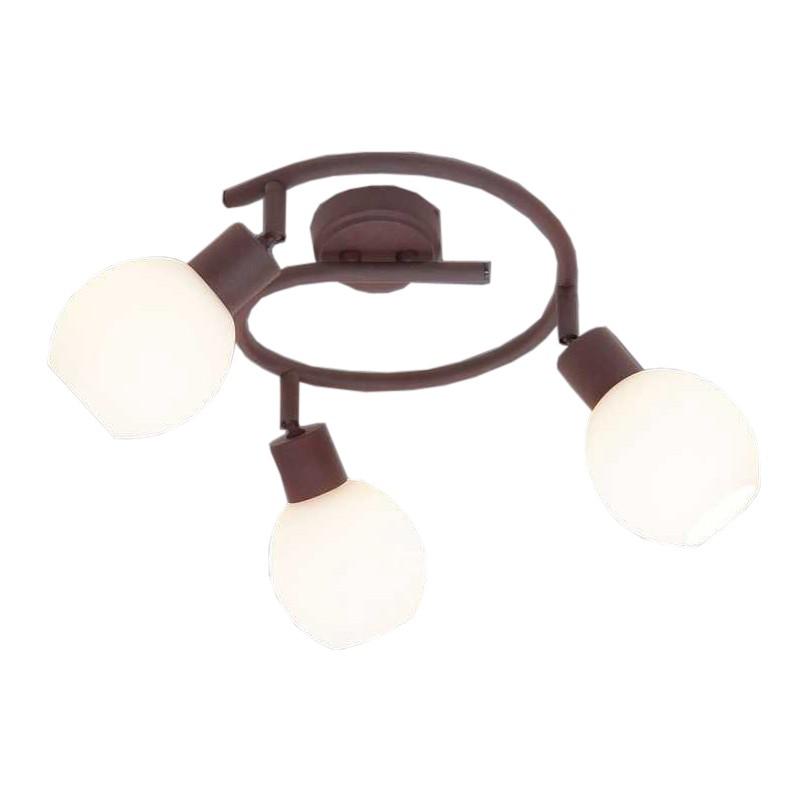 Schneckenleuchte - mit Energiesparlampen, Trio