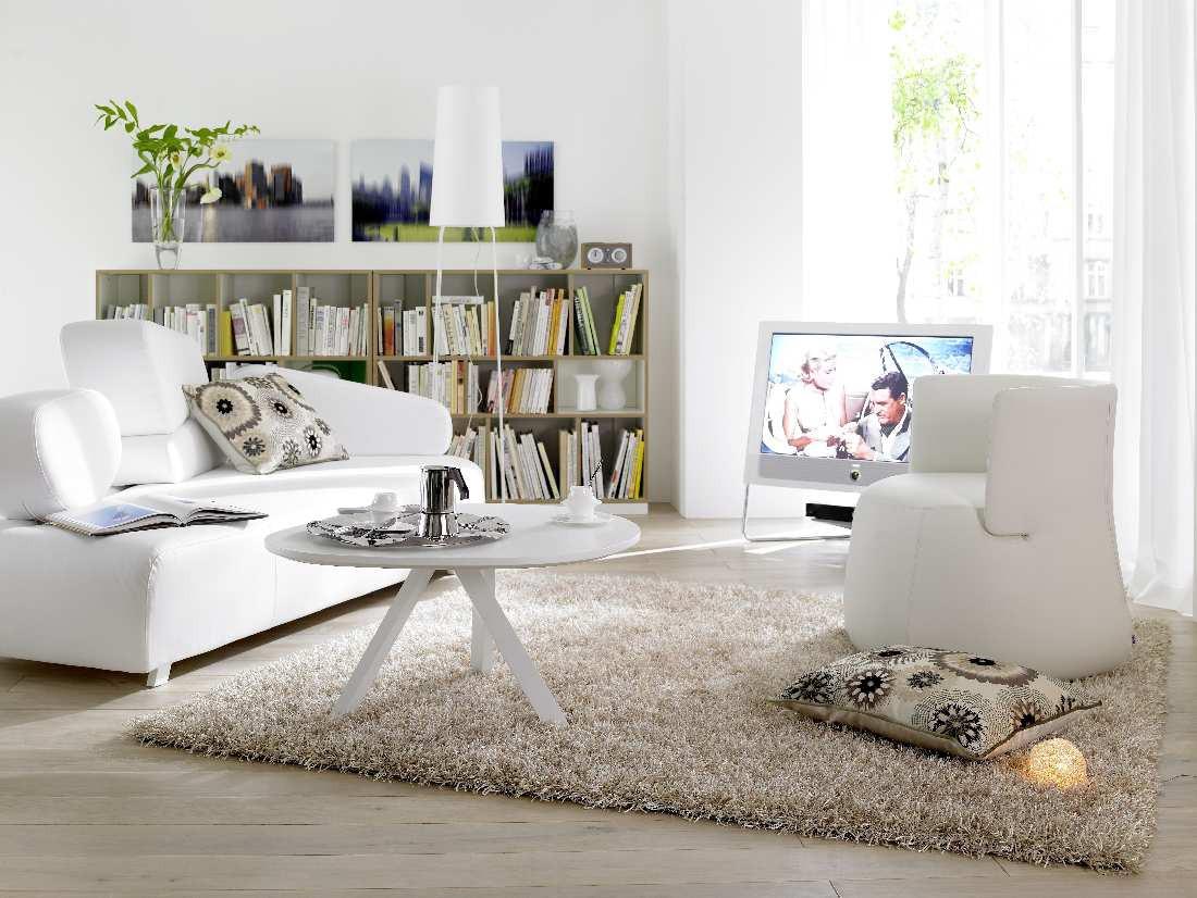 Teppich Feeling – Creme – 140 x 200 cm, Schöner Wohnen Kollektion günstig kaufen