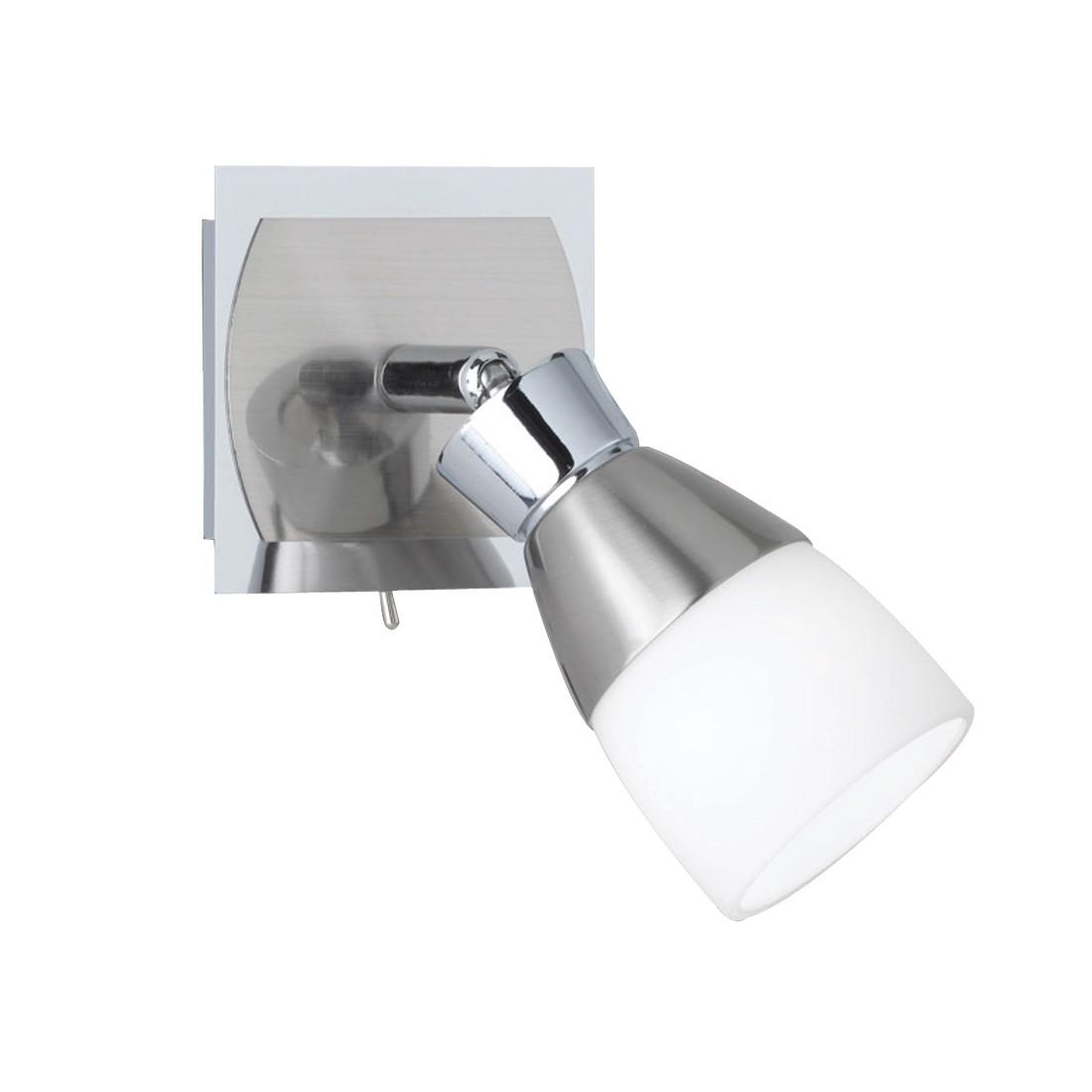 EEK A+, LED- 5 Watt Wandstrahler – im Edelstahllook, Paul Neuhaus günstig bestellen