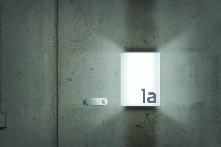 Beleuchtung Square Light, Serafini jetzt kaufen