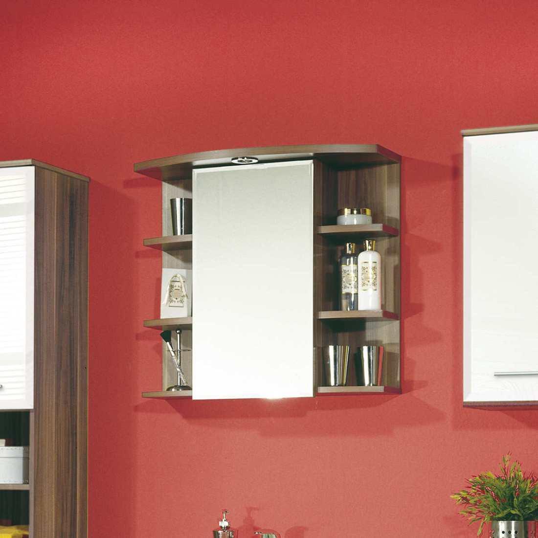 spiegelschrank aarau kernbuche dekor giessbach im. Black Bedroom Furniture Sets. Home Design Ideas