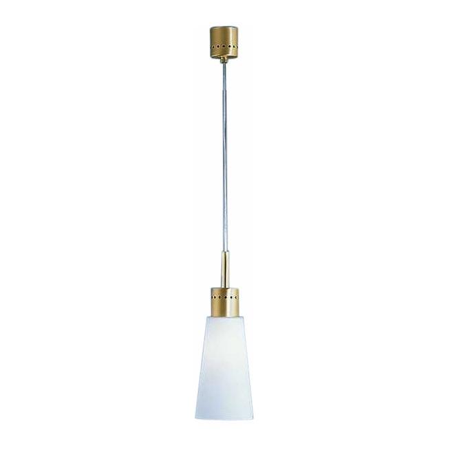 Pendelleuchten Silverdale - Glas - Aufhaengung-Sockel: Nickel, matt, Boehmer Leuchten