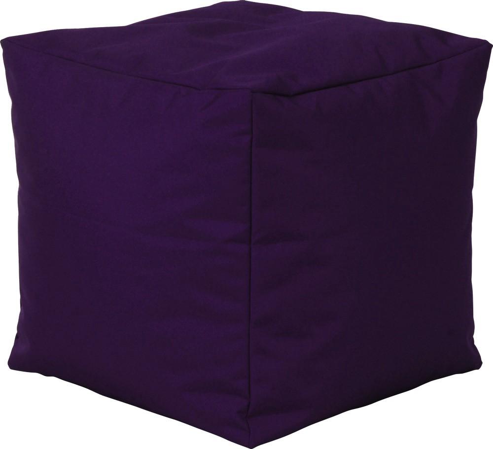 Sitzwürfel Scuba Cube – Stoff Aubergine, Fredriks günstig online kaufen