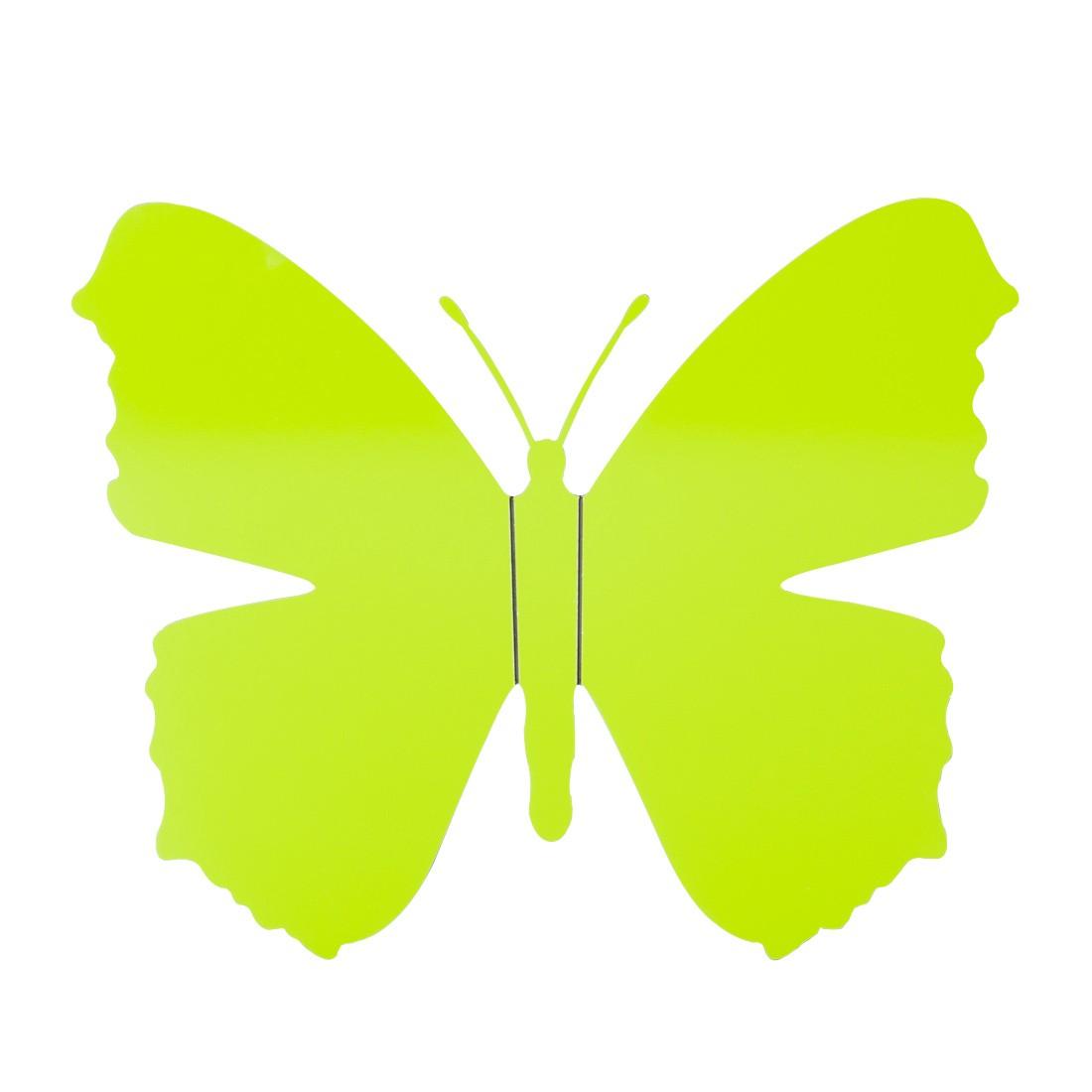 Wanddekoration Schmetterling Sophie – geschlossen – Klein, Home24Deko kaufen