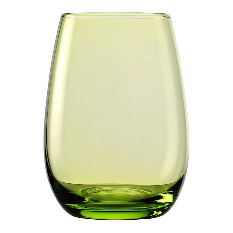 Becher Bunt (6er-Set) – grün, Stölzle Lausitz günstig