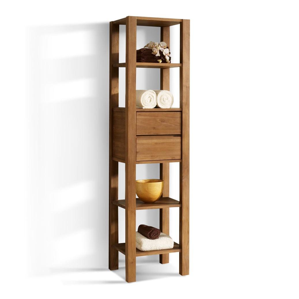 Badkamer open kasten planken multifunctionele kasten gereedschap klussen doe het zelf - Uitschuifbare kast ...