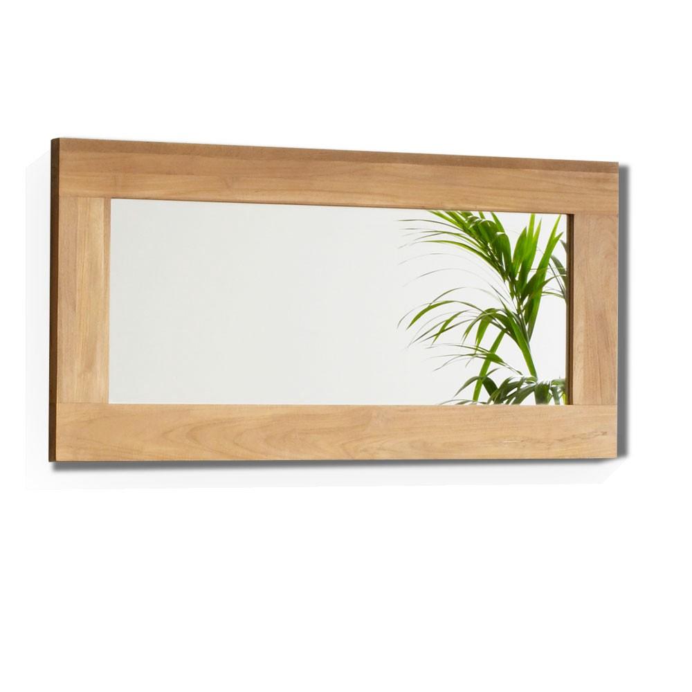 Sumatra Wandspiegel – Teakholz massiv, Aqua Suite günstig bestellen