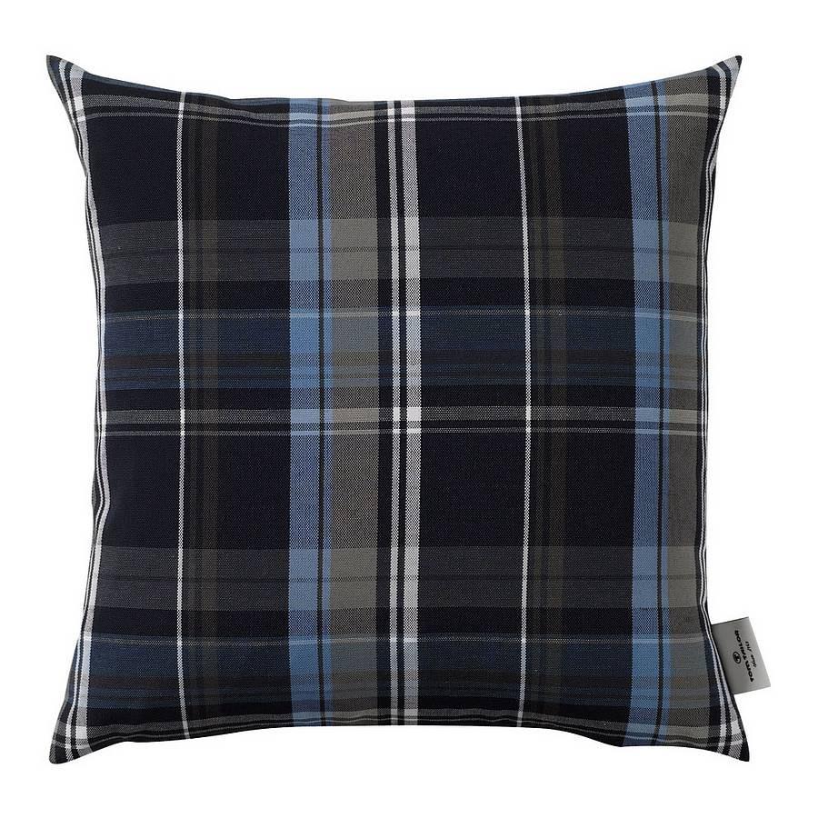 kissenh lle t new check blau 40 x 40 cm tom tailor kaufen. Black Bedroom Furniture Sets. Home Design Ideas
