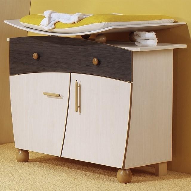 wickelkommode fantasia ahorn braun. Black Bedroom Furniture Sets. Home Design Ideas