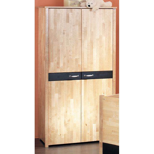 kleiderschrank oliver 2 t rig birke ge lt. Black Bedroom Furniture Sets. Home Design Ideas