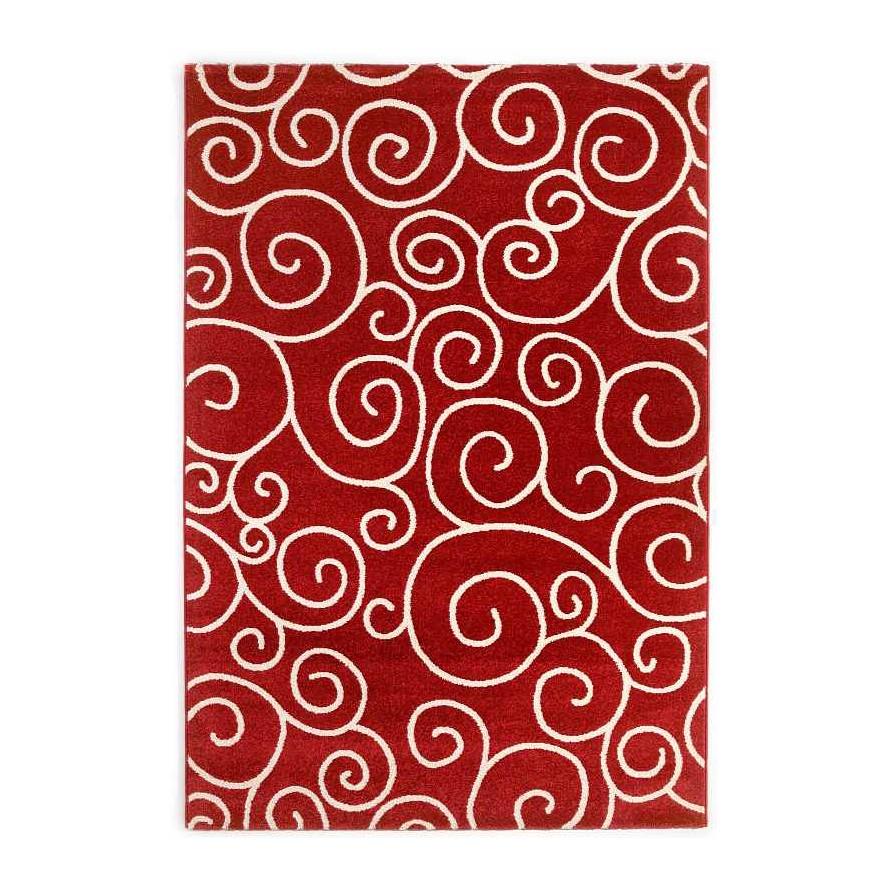 Teppich V- Erdes – Farbe Rot – 67x140cm, andiamo jetzt bestellen