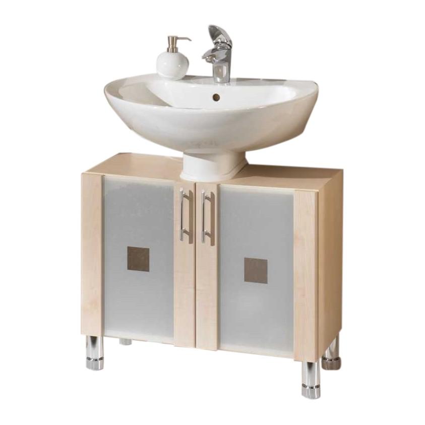 Waschtischunterschrank Tessa – Birke, Aqua Suite günstig