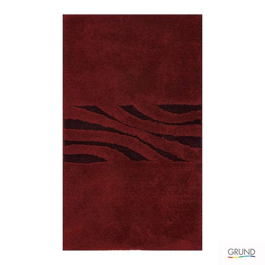 Badteppich Thuni Rot – 60x100cm, Grund online kaufen