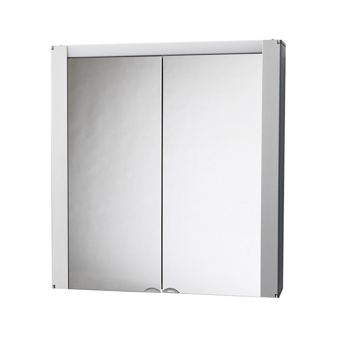 Spiegelschrank Tromsö (mit Beleuchtung) – Silber, Jokey günstig bestellen