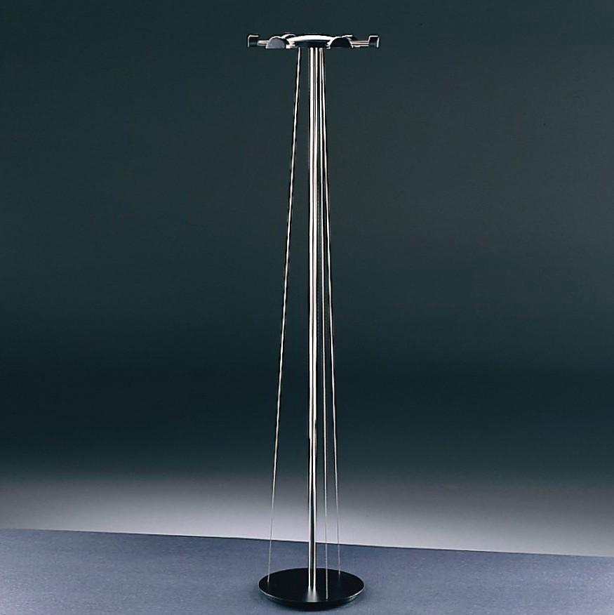 Garderobe H-3000 – Edelstahl schwarz, Blanke Design jetzt bestellen
