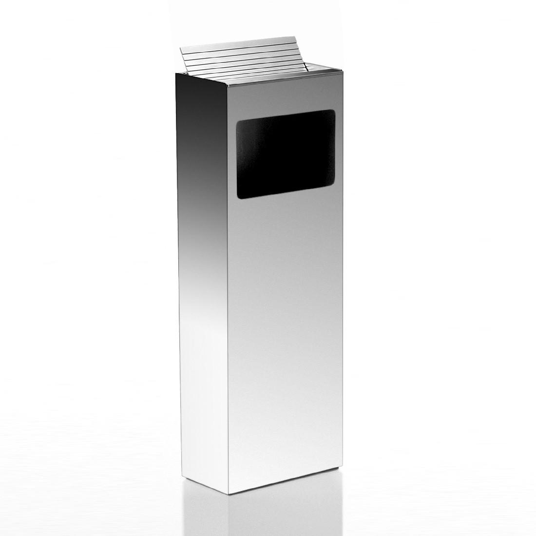 Aschenbecher Mercuri – (16L) – Edelstahl, Blanke Design online kaufen
